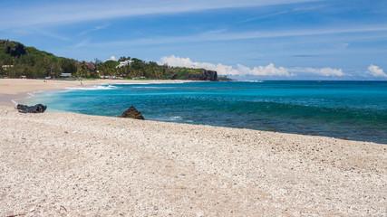 plage de la réunion océan indien © AnneLaure