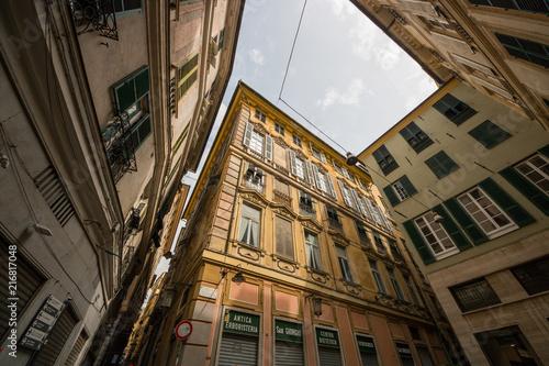 Il sistema dei Palazzi dei Rolli, Genova, Liguria, Italia