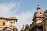 Piazza de Ferrari, Genova, Liguria, Italia