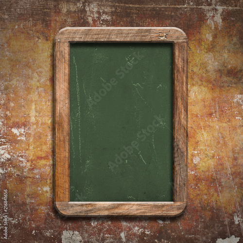 Old green background - 216841656