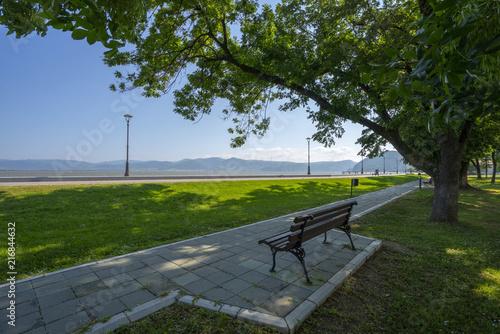 Serbia Golubac City Park