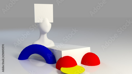 3D Origami Freya