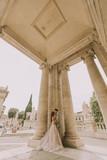 Wedding couple in Rome, Italy - 216851876