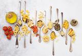 Various pasta - 216877605