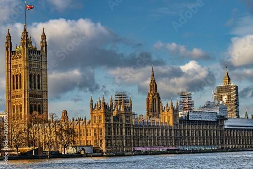 Plexiglas London Palace of Westminster