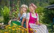 Leinwanddruck Bild - Bavarian Beautys III