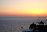 Tramonto sull'isola greca - 216959898