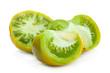 Quadro Green ripe tomatoes