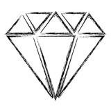 diamond gem isolated icon vector illustration design