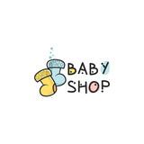 Baby shop logo - 216994082