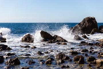 La Mer, Les Vagues, Le bonheur... © julie