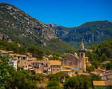 Valldemossa auf Mallorca in spanien
