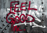 Feel good graffito