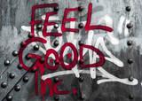 Feel good graffito