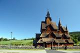 Heddal Stave Church, Norways largest stave church, Notodden municipality, Norway - 217101479