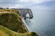 Quadro Etretat's cliffs