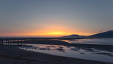Sunset in Tarifa, Cadiz, Spain taken in August.  - 217125445