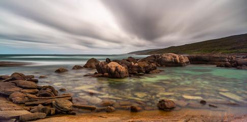 Rock Pool Long Exposure © Richard