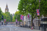 UK, England, London, Whitehall and Big Ben © Alan Copson