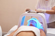 Color light therapy - 217141452