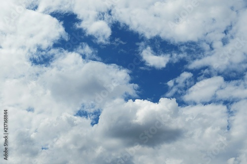 Beautiful sky view