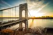 George Washington Bridge Sunrise
