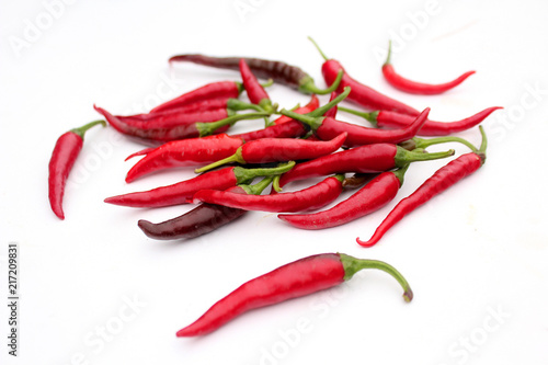 Foto Spatwand Hot chili peppers Red hot chilli peppers