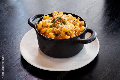 Fiery Mac and Cheese