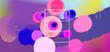 Fluid color background. Liquid shape . Eps10 vector. - 217239668