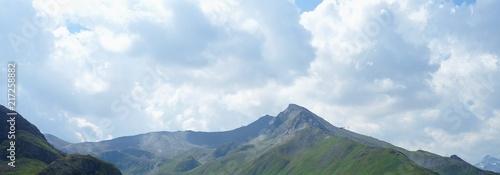 Berge Panorama Gipfel - 217258882