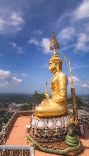 Plexiglas Thailand Tempio delle tigri