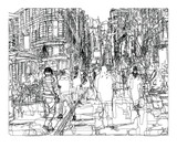 Street in New York city - 217296470
