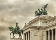 Quadro Vittorio Emanuele Monument, Rome, Italy