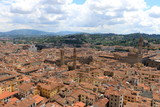Overview city of Florence