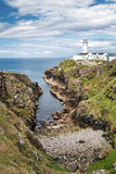 Fanad Lighthouse and Stone Beach