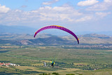 Paraglider in central Bulgaria - 217418641