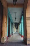 Architektur - Bogen - Havanna - Kuba - 217435404
