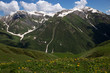 Svaneti mountains in Georgia - 217461841