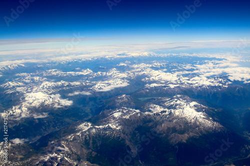 Sky High Landscape - 217475287