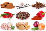 Collection of spices - 217499446