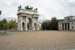 Quadro Milano Arco della Pace