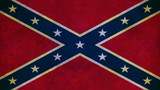 Grunge Confederate flag. Confederation flag with grunge texture. - 217525666
