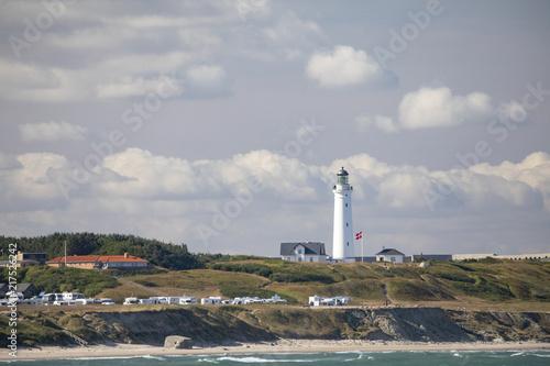 Aluminium Vuurtoren Lighthouse