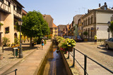 Ribeauville Frankreich