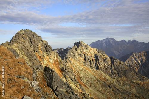 Tatra Mountains near Zakopane. Poland