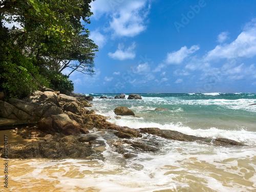 Plexiglas Thailand Karon beach