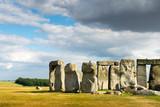 Stonehenge, england, UK in summer - 217572675