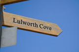 Durdle Door, Dorset in UK, Jurassic Coast World Heritage Site - 217573032