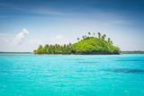 Atoll of Bora Bora, French Polynesia - 217584854