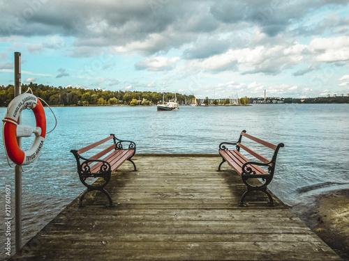 Foto Spatwand Stockholm Stockholm,Schweden